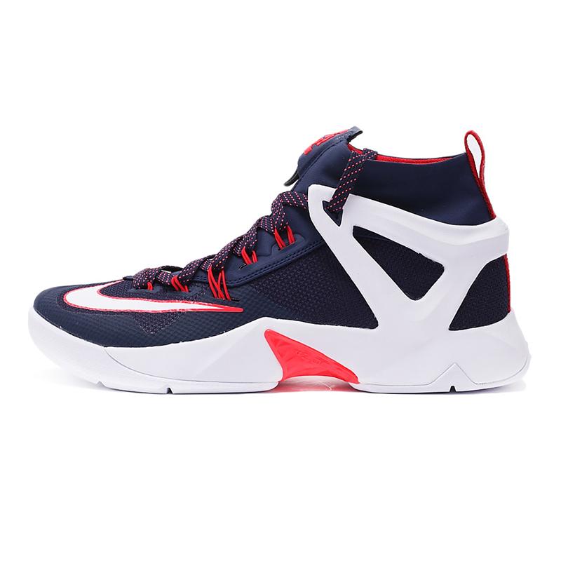 nike耐克男鞋詹姆斯使节8代战靴ambassador viii篮球鞋818678-416图片